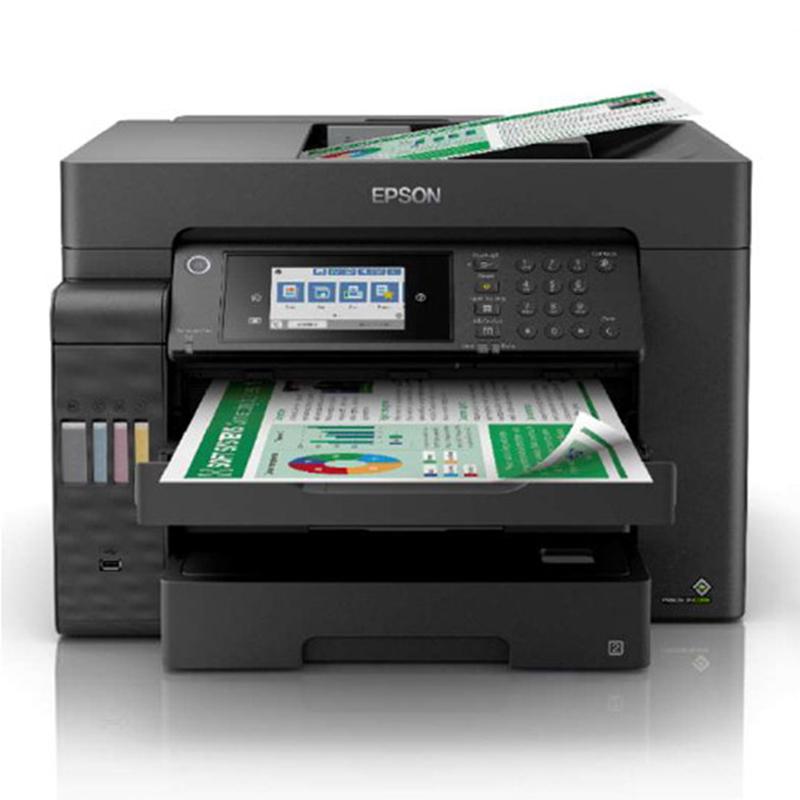 爱普生Epson L15168 A3+ 彩色墨仓式数码复合机 全新机