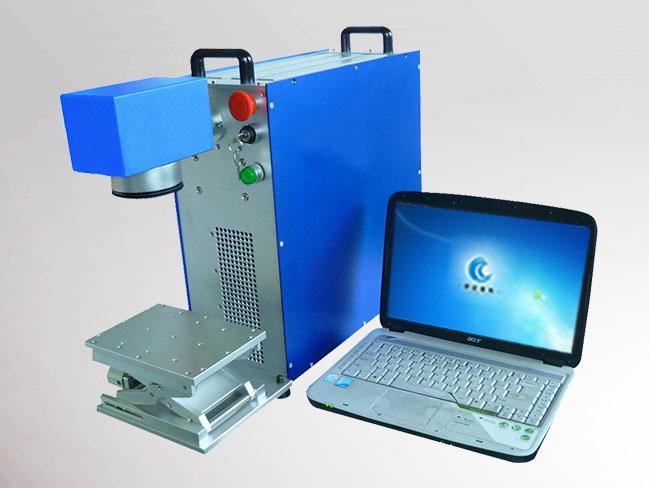 手持式光纤激光打标机