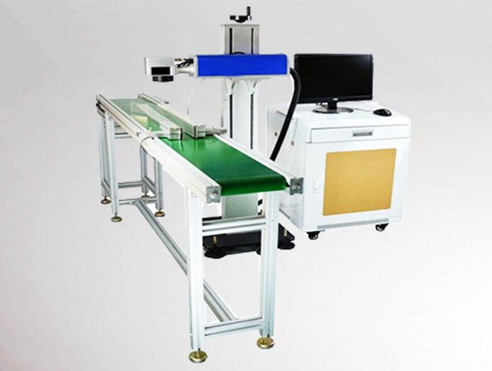 流水/分体式光纤激光打标机