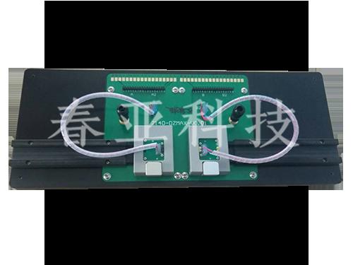 100G高頻測試夾具