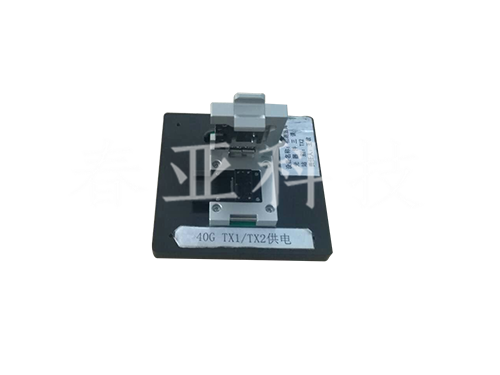 100G高频测试夹具