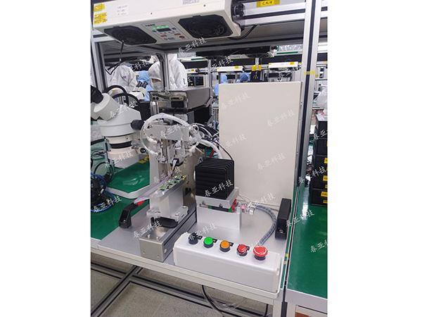 光模塊封裝前光功率測試機