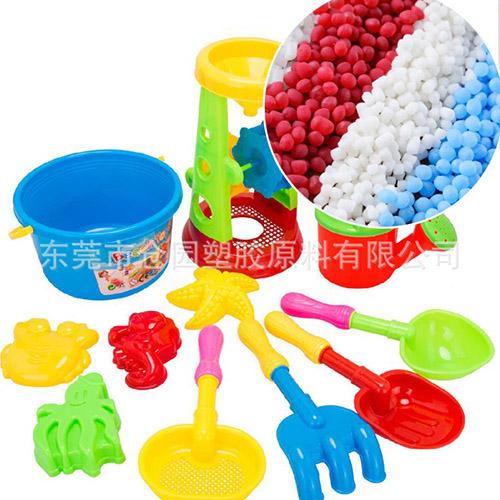TPE(TPR)塑胶透明(0-60度环保无毒  儿童玩具专用)