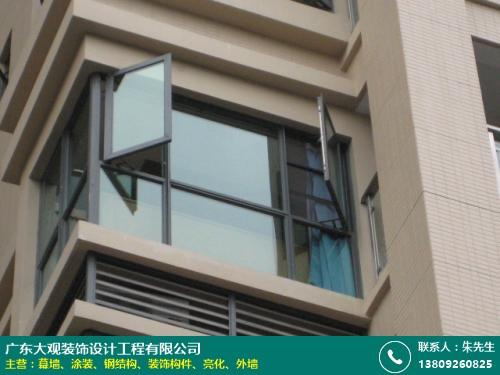 番禺玻璃幕墻 大觀裝飾 陶瓷板 玻璃 鋁單板 鋁板 石材 專業