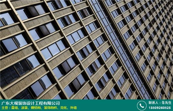 廣州鋁單板幕墻開窗 大觀裝飾 鋁單板 專業 陶瓷板 建筑 石材