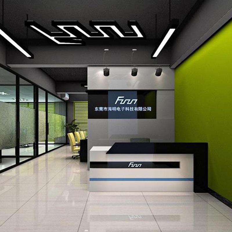 写字楼办公室装修设计图_大海_网络公司_上市公司_公装_ceo