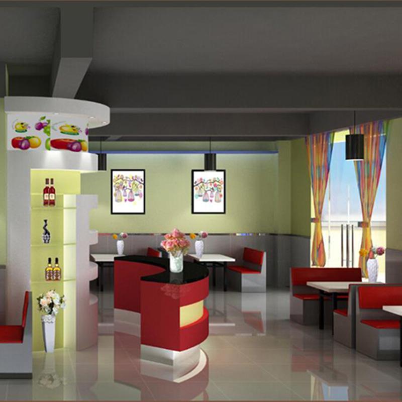 自助餐廳工裝裝修價格_大海_辦公室_自助餐廳_老板辦公室_清吧