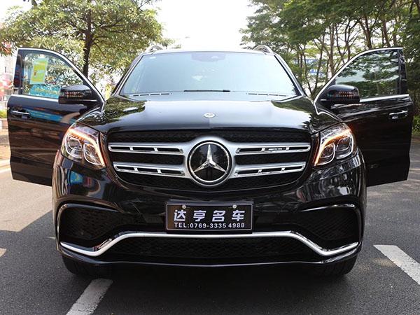 奔驰GLS450(黑色)