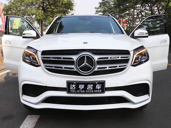 奔驰GLS450(白色)
