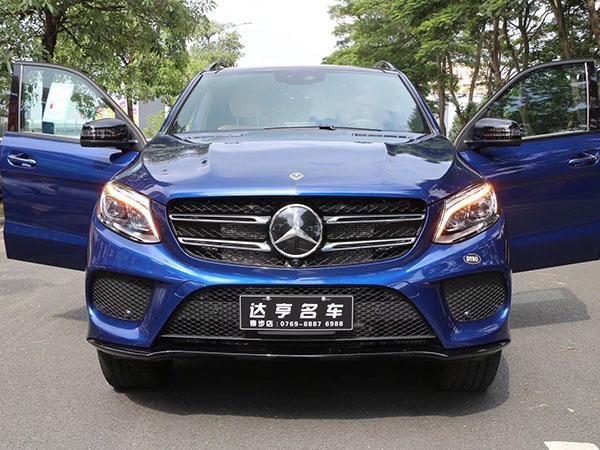 奔驰GLE400(蓝色)