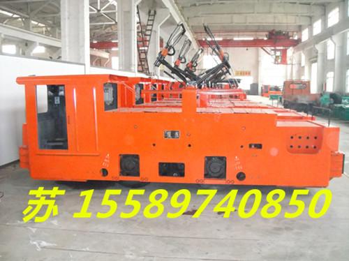 实体厂畅销1.5吨架线电机车配件齐全
