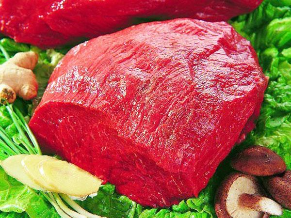 精修牛腿肉