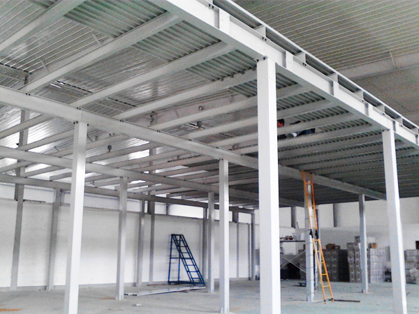 钢结构平台,东莞钢结构平台厂家