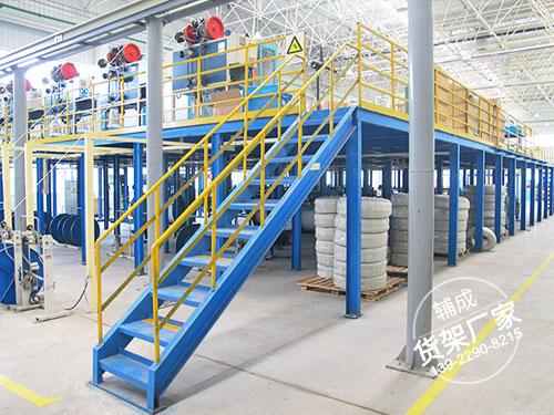 钢结构平台,东莞钢结构平台定制
