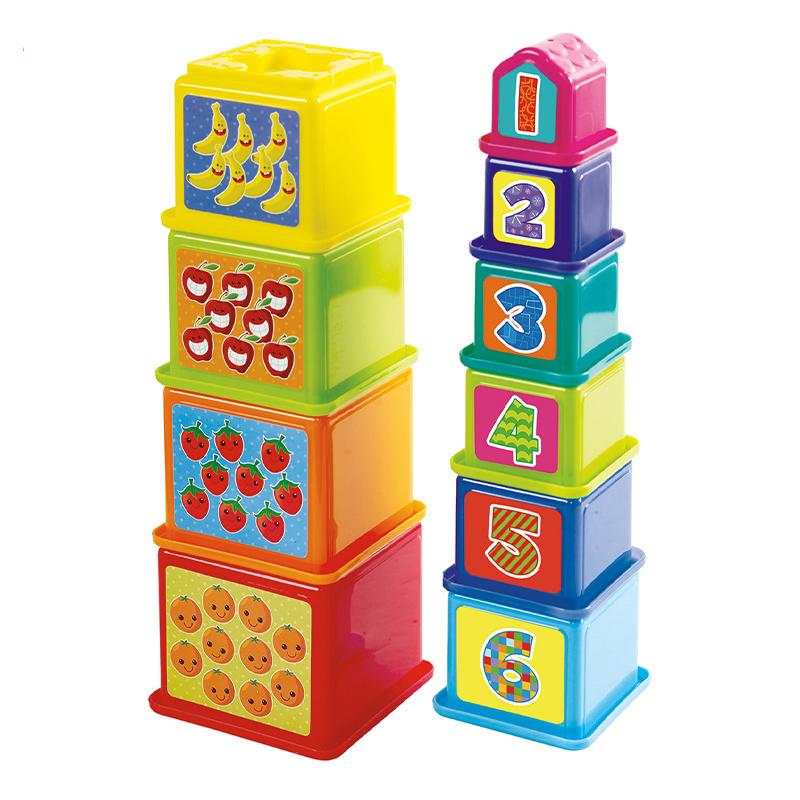 2382积木叠高游戏