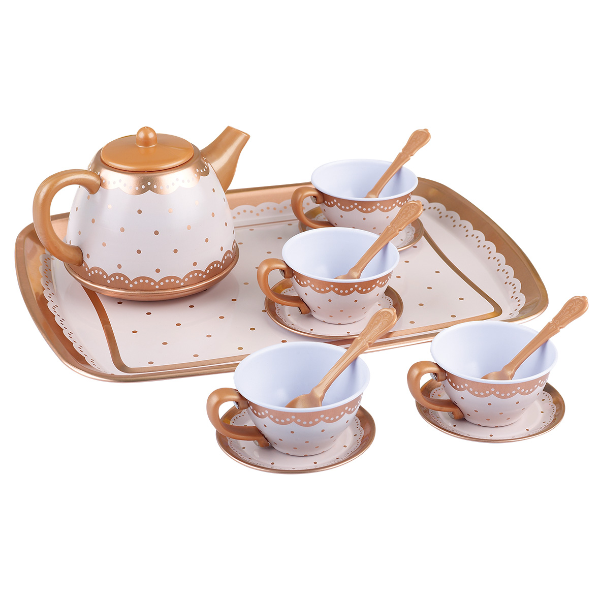 6844P印花鐵茶具