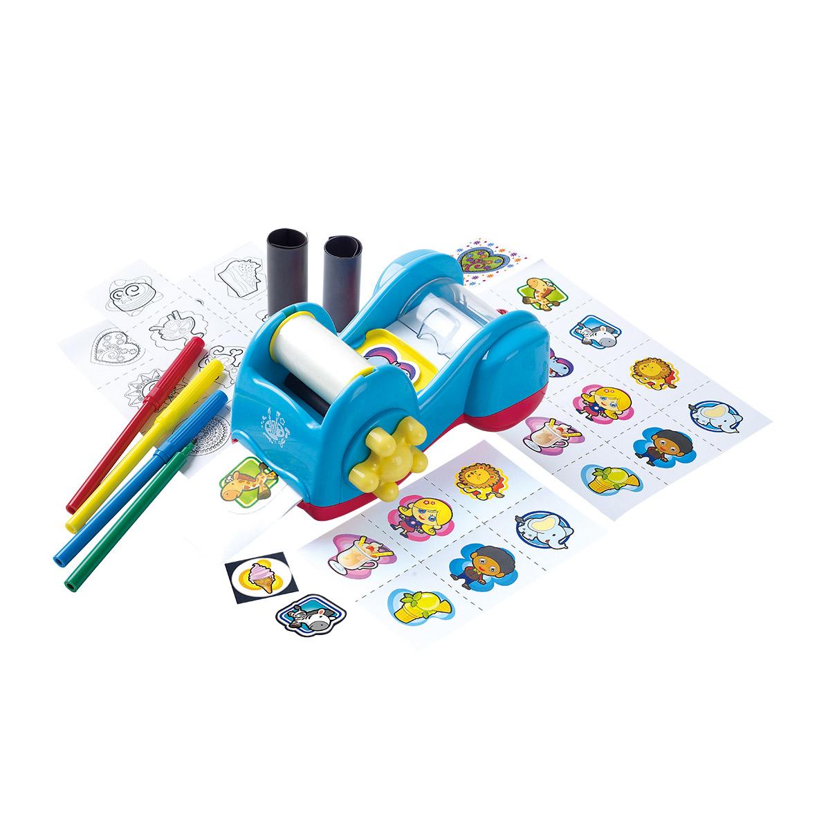 7392P藝術家玩具
