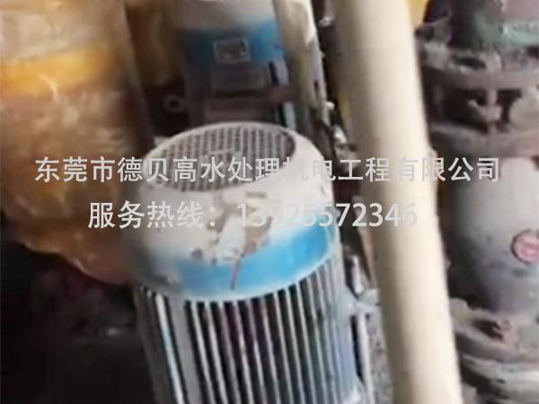冷却泵维修