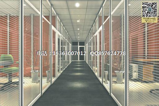 普宁双层玻璃隔断,普宁成品隔断价格
