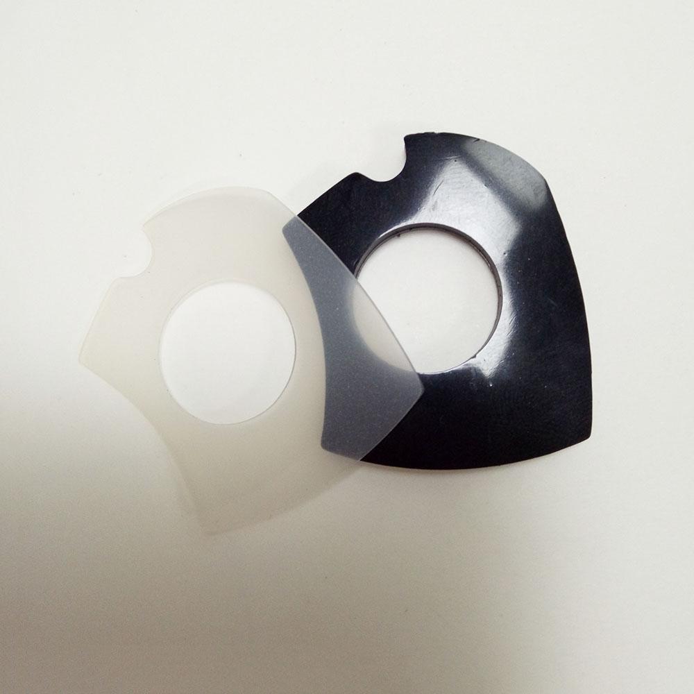 半透明硅胶胶垫  生产厂家