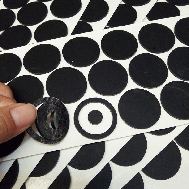 网格橡胶垫 材质
