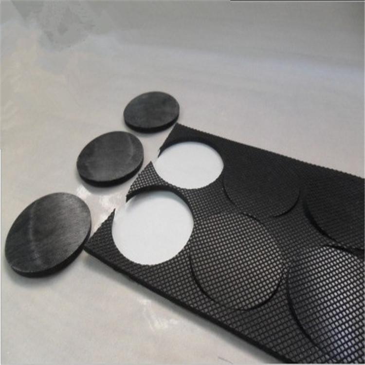 半球形透明玻璃硅膠墊 自粘防滑圓形硅膠腳墊 EPDM高透明防撞膠粒