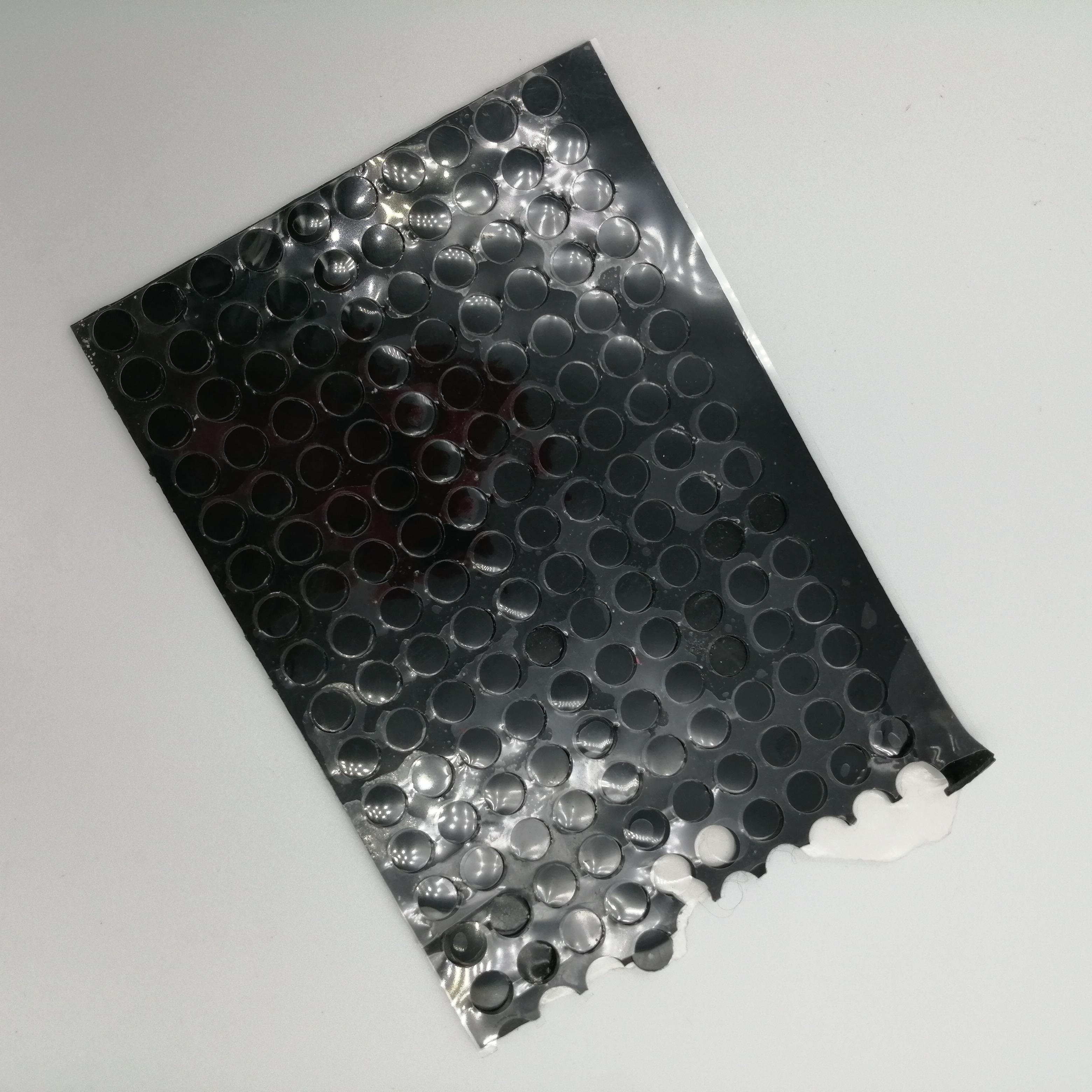 黑色強力可移雙面膠 防滑可移硅膠墊 定制無痕可移膠加工