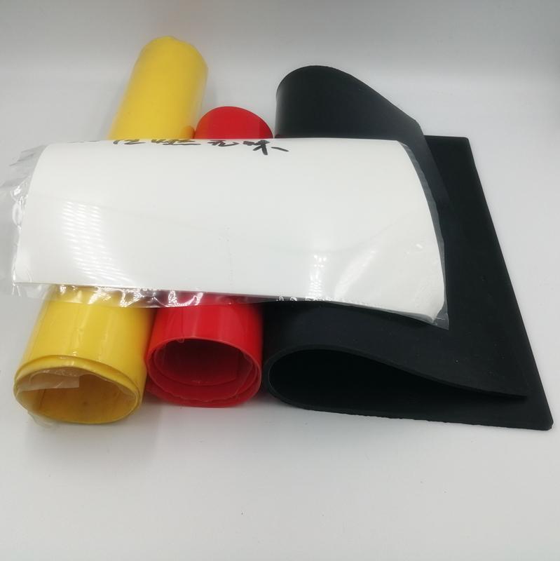 廠家供應彩色阻燃防靜電硅膠腳墊 網格硅橡膠自粘膠墊 透明腳墊等