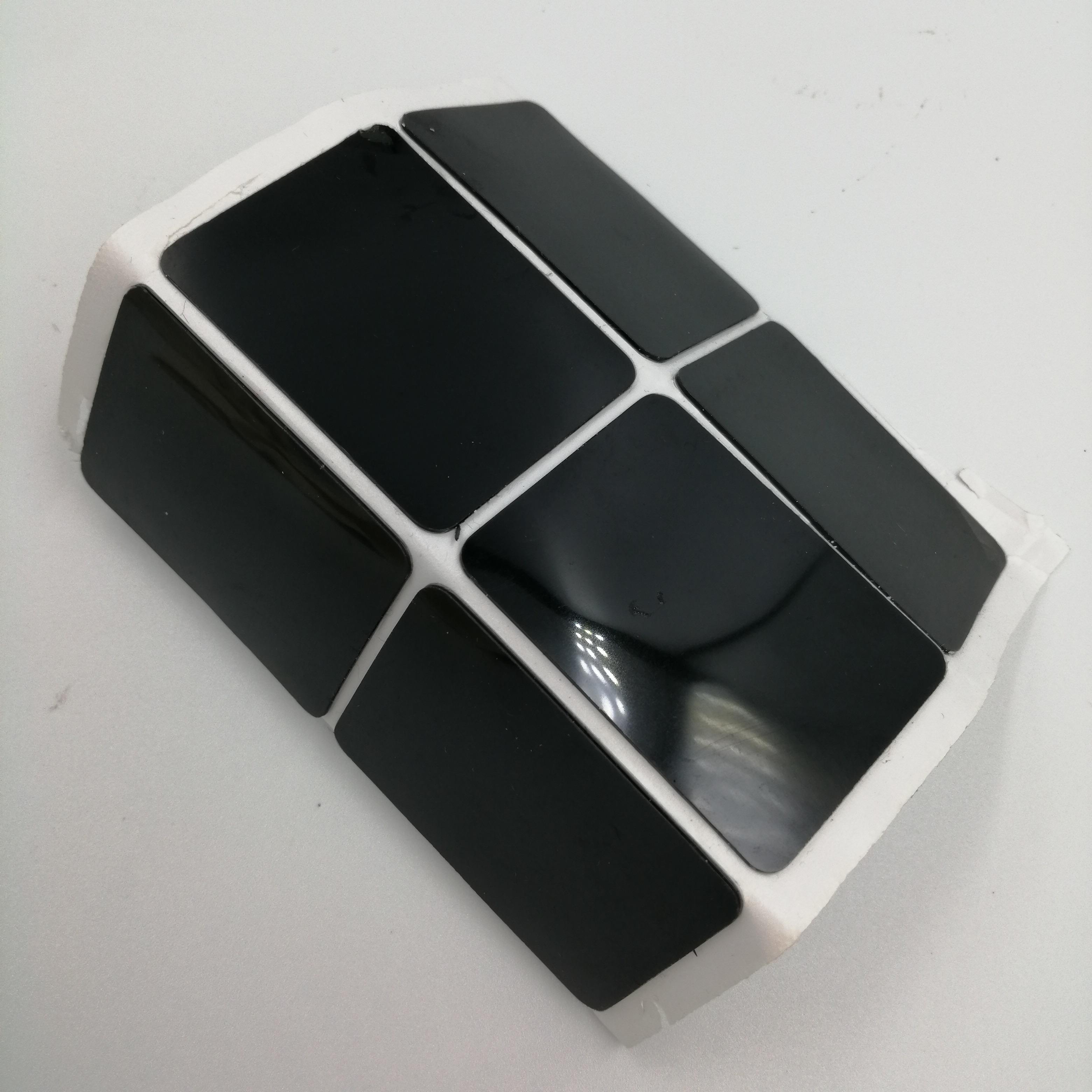 模切定制無痕可移雙面膠 透明黑色白色pu水洗手機支架用 可移膠
