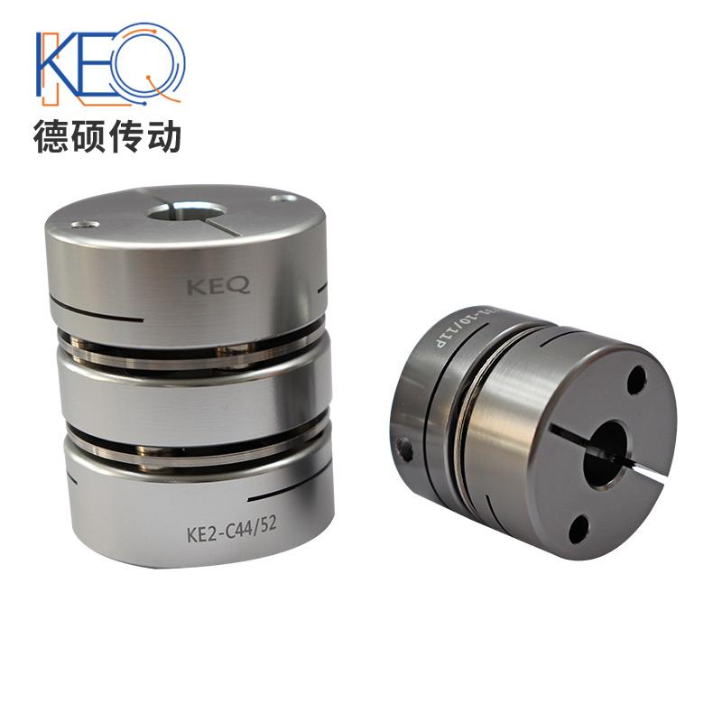 自動化_鋁合金聯軸器規格_德碩傳動