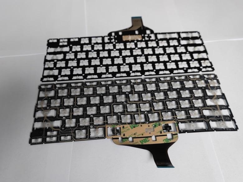 筆記本FPC軟鍵盤