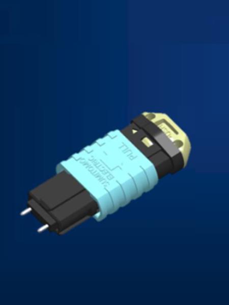 MPO连接器带状