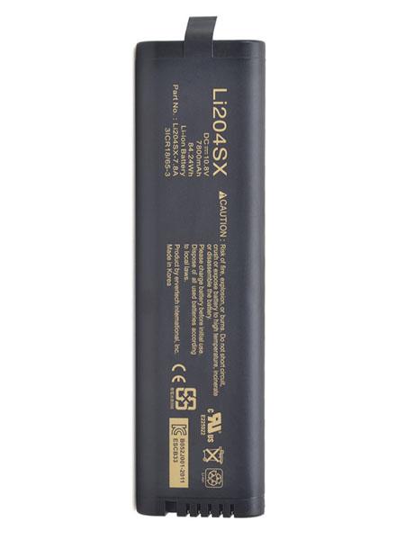 MTS-600电池