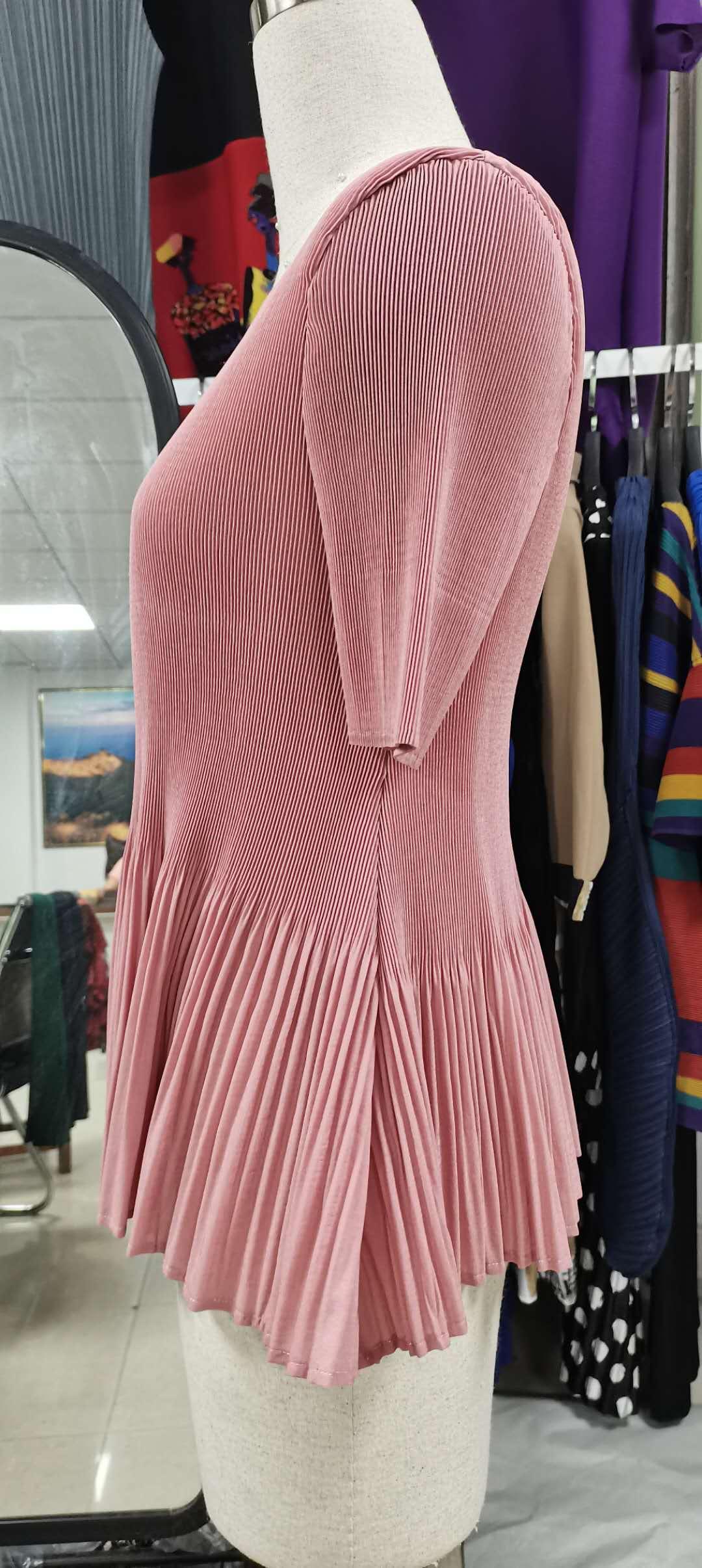百褶裙壓褶加工