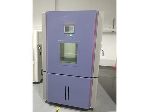 電池包高低溫試驗箱出售_艾斯拓鼎_桌上型高低溫_兩箱式沖擊