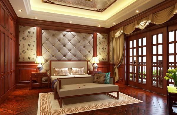 公寓_美式風格室內裝修定做_鼎尚木業