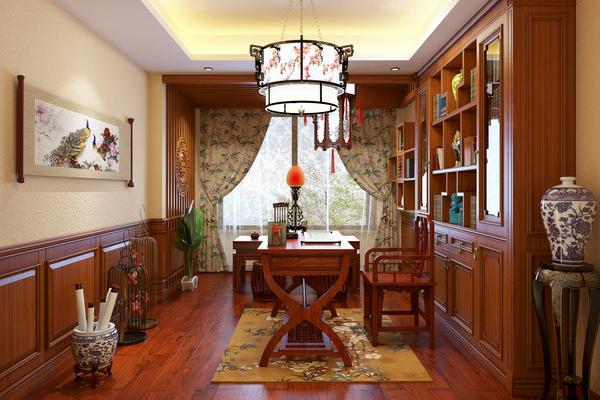 鼎尚木業_新中式_歐式室內裝修設計方案及施工