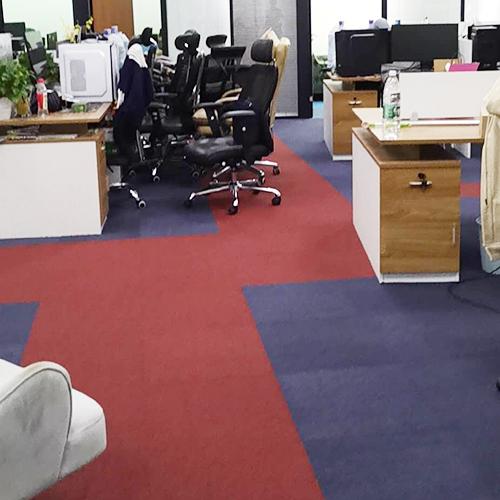 辦公方塊毯