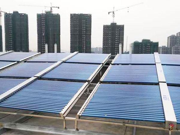 东莞太阳能热水工程