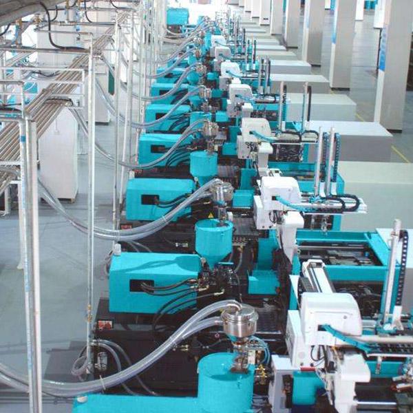 塑料中央供料系统