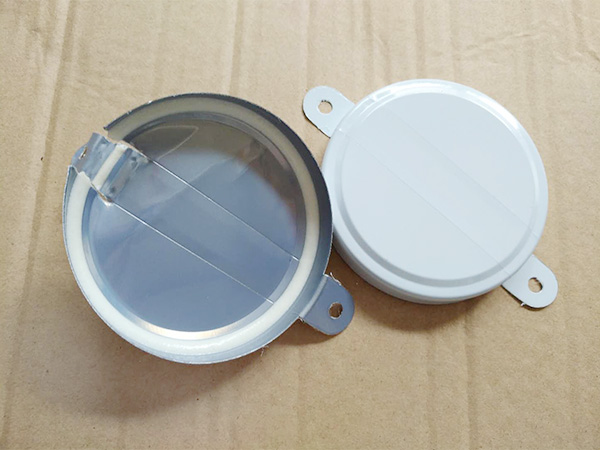 油桶封口盖及封口钳生产应用
