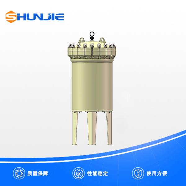 PPH/PVDF多袋式過濾器SJF-4D