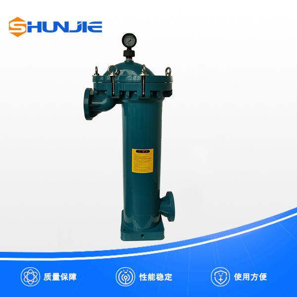 PPH/PVDF頂入式過濾器SJF-2C