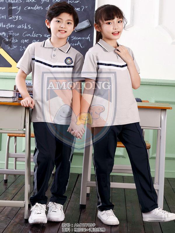 中小学春夏运动服