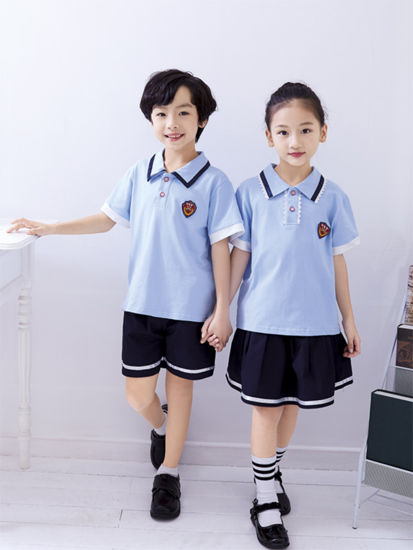 中小学春夏礼服生产