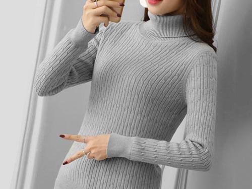 韓版_珠片毛衣一件代發_來億針織廠