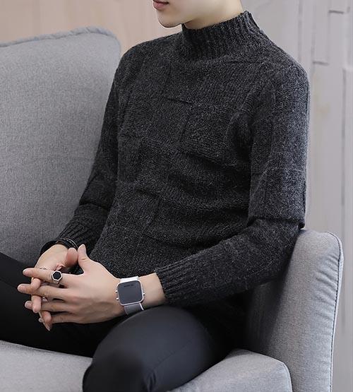 7針_韓版毛衣套裝裙_來億針織廠