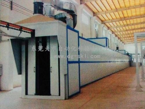 机械附属设备隧道炉