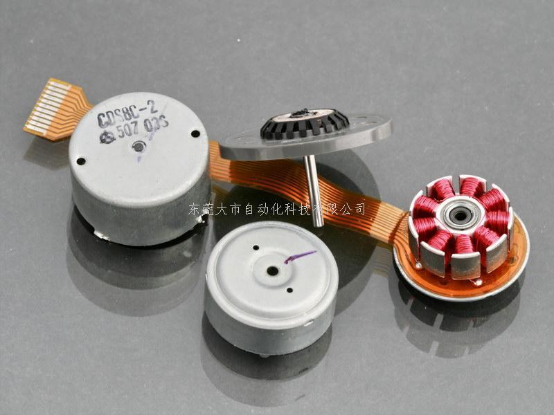 光驱马达自动组装和测试设备