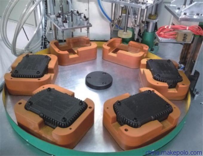 多轴转盘式自动锁螺丝机